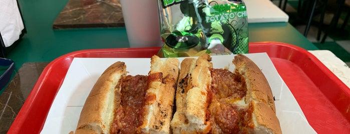 Joe Fassi's Sandwich Factory is one of St. Louis.