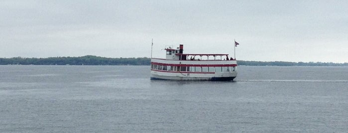 The Queen II is one of Iowa.