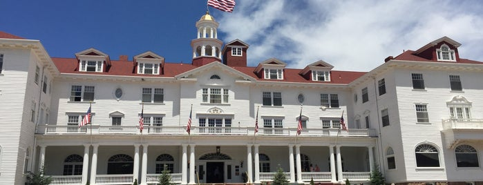 Stanley Hotel is one of Denver.