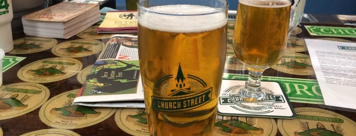 Church Street Brewing Company is one of Todo: Chicago.
