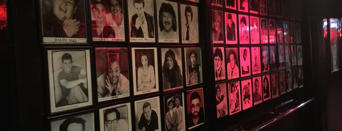 The Comedy Store is one of Los Angeles.