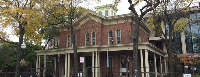Jane Addams Hull-House Museum is one of Chicago.