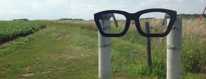 Buddy Holly Crash Site is one of Iowa.