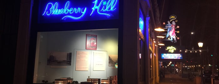 Blueberry Hill is one of St. Louis.