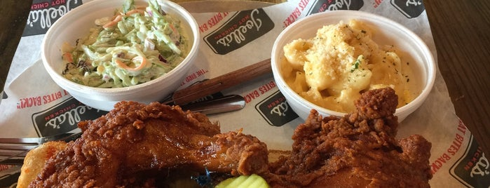 Joella's Hot Chicken is one of Louisville.