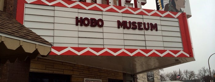 Hobo Museum is one of Iowa.