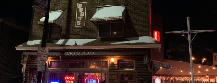 Burt's Place is one of Chicago Part II.