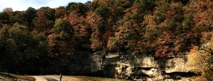 Ledges State Park is one of Iowa.