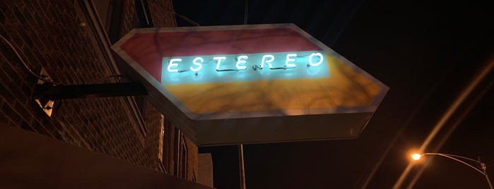 Estereo is one of Chicago Part II.