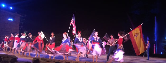 TEXAS Musical Drama is one of Route 66 Roadtrip.