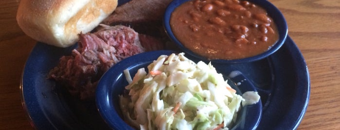 Sonny Bryan's Smokehouse is one of Dallas-Fort Worth.