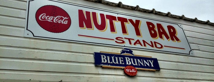 The Nutty Bar is one of Iowa.