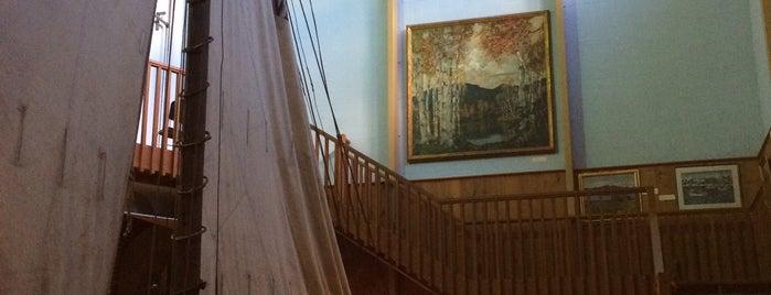 Vesterheim Norwegian-American Museum is one of NE IOWA TRIP.