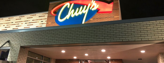 Chuy's Tex-Mex is one of Locais curtidos por Dustin.