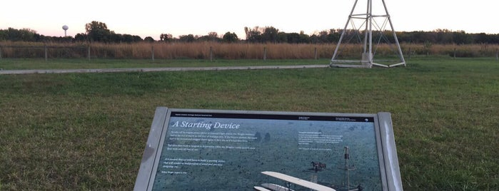 Huffman Prairie Flying Field is one of Fall 2021 to Do.
