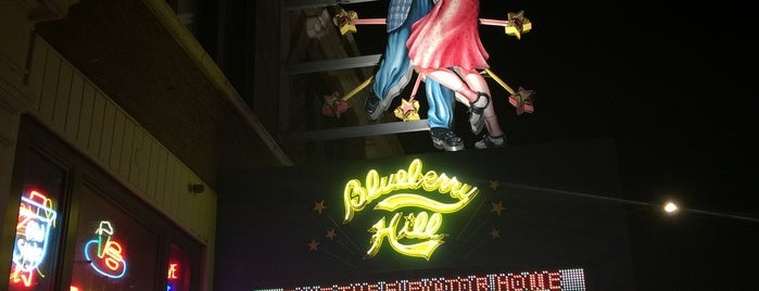 Blueberry Hill is one of Route 66 Roadtrip.