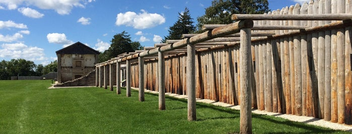 Fort Atkinson Historic Site is one of Iowa.