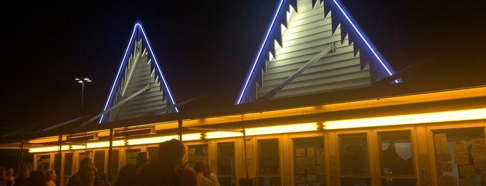 Ted Drewes Frozen Custard is one of Route 66 Roadtrip.