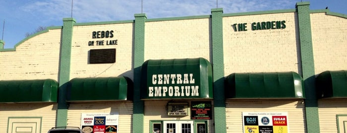 Central Emporium is one of Iowa.
