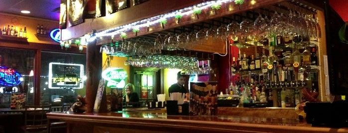 Las Palmas Mexican Restaurant is one of Lugares favoritos de Larry.