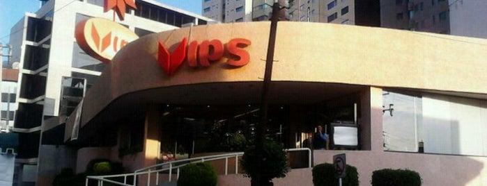 Vips is one of Tempat yang Disukai Joaquin.