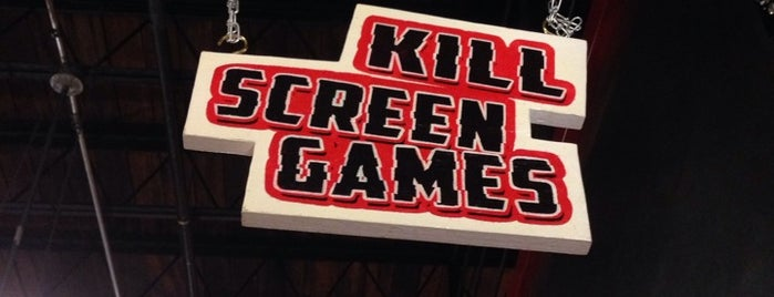 Kill Screen Games is one of Asbury Park.