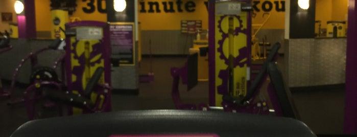 Planet Fitness is one of Tempat yang Disukai Stephanie.