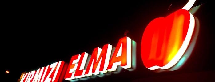 Kırmızı Elma Nargile Cafe is one of YENI.