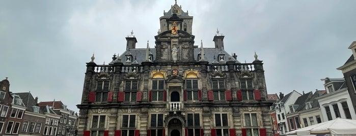 Stadhuis is one of Nizozemí.