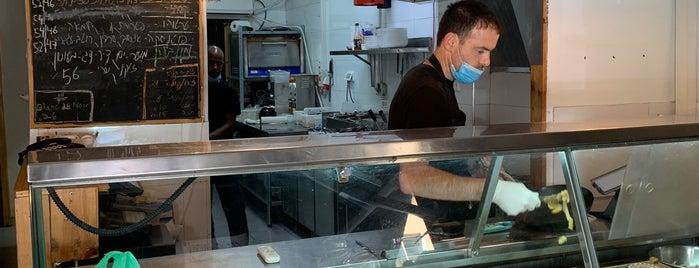 Levinsky Pasta Bar is one of Tel-Aviv.
