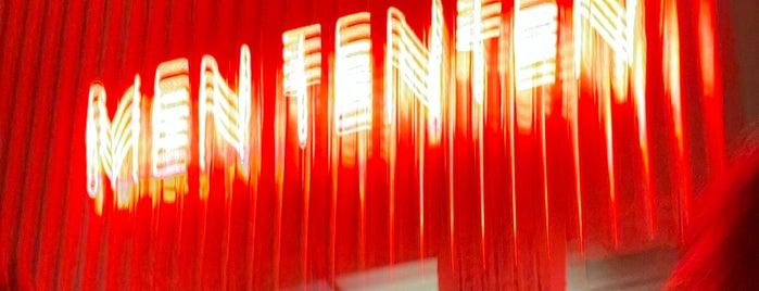Men Tenten Ramen Bar is one of TLV🐠.