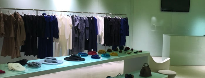 Issey Miyake is one of Singapore.