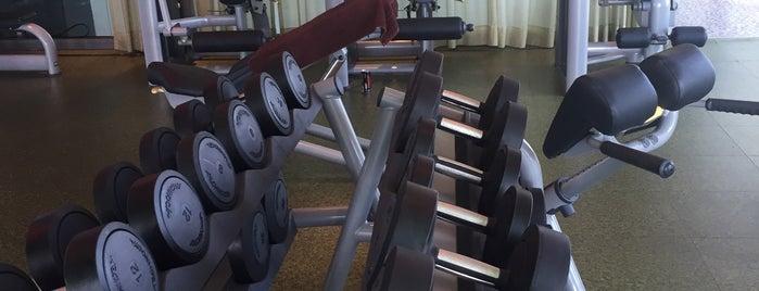 Google TLV Gym is one of Deborah 님이 저장한 장소.