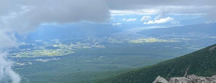 Mt. Amigasa is one of 山行記録.