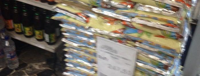 Supermercado Luz is one of Orte, die Julio César gefallen.