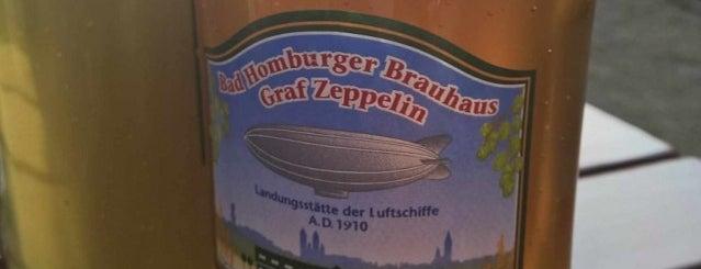 Hofgut & Brauhaus Kronenhof is one of Hotspots Hessen | Bier.