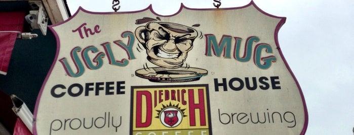 Ugly Mug Cafe is one of Realz Coffee.