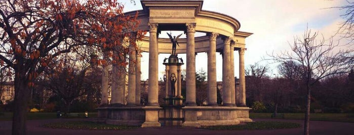 Cathays Park is one of Favourite Great Outdoors.