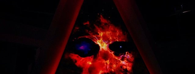 Space Mountain Ghost Galaxy is one of Scott : понравившиеся места.