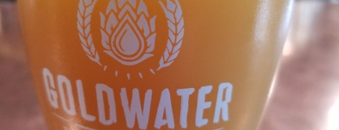 Goldwater Brewing Co. is one of Orte, die Jefe gefallen.