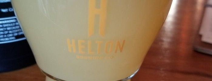 Helton Brewing Company is one of Orte, die Jefe gefallen.