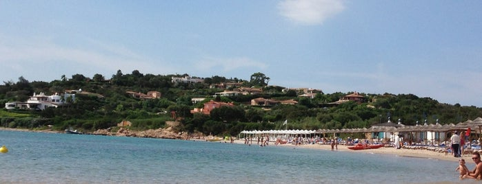 Spiaggia Romazzino is one of Patricio : понравившиеся места.