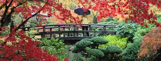 Portland Japanese Garden is one of Portland!.
