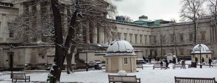University College London is one of Inspired locations of learning.