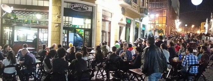 Largo's Bar is one of Curitiba.