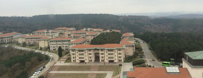 Koç Üniversitesi is one of Behram'ın Beğendiği Mekanlar.