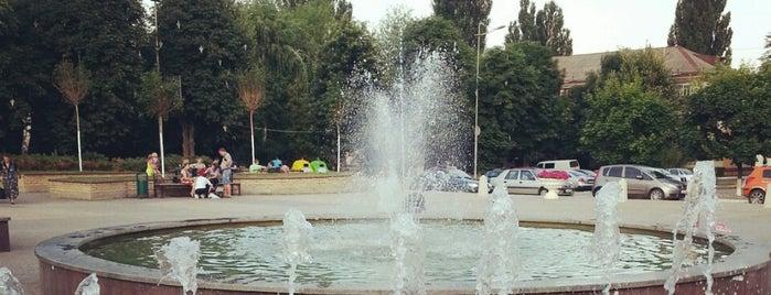 Київська площа is one of Буча.
