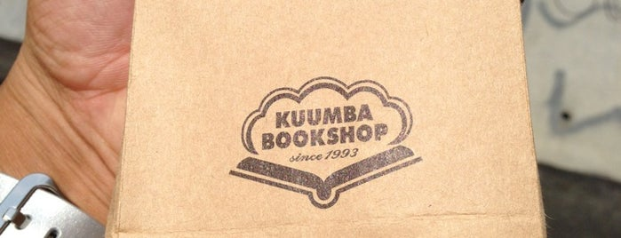 Kuumba Book Shop is one of Tokyo To Do.