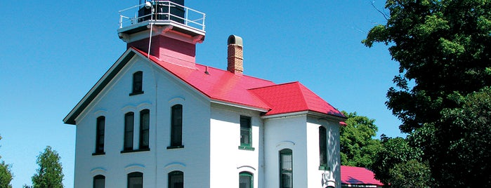 Grand Traverse Lighthouse is one of places to travel.