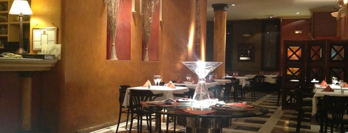 Nabucco is one of Restaurantes Madrid.